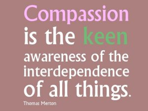 Compassion in leadership